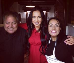 Giuseppe Ristorante : Nikki et ses photos du tournage à Miami