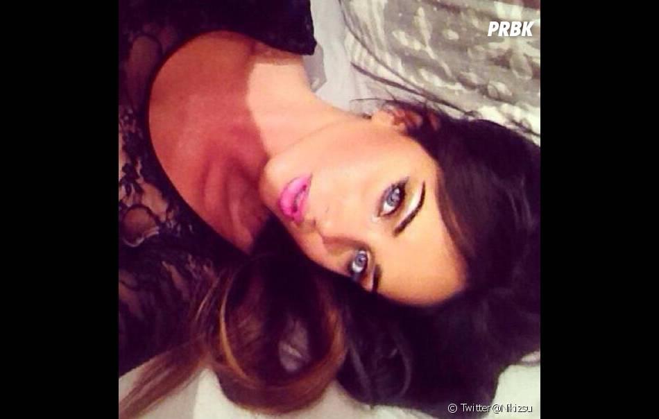 Giuseppe Ristorante : Nikki en mode selfie sur les réseaux sociaux