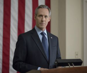 House of Cards saison 2 : le Président plus présent