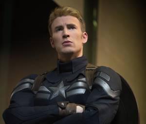 Captain America 2 avec Chris Evans au cinéma le 26 mars 2014