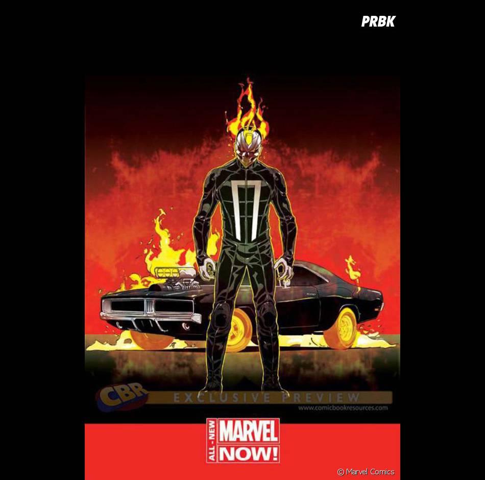 Zayn Malik inspire Marvel pour le nouveau Ghost Rider