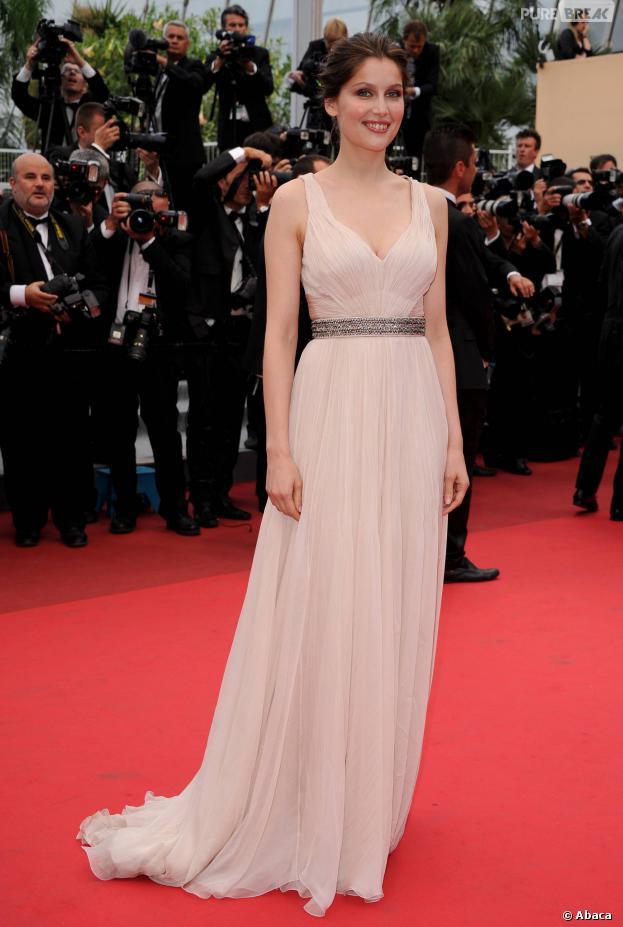 Laetitia Casta sublime en Roberto Cavalli au festival de Cannes 2011
