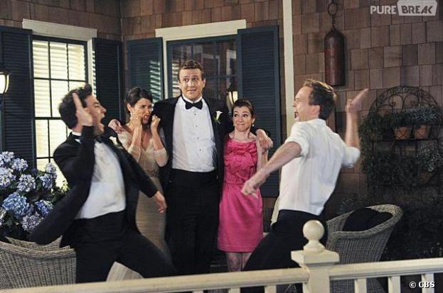 How I Met Your Mother saison 9 : le final se dévoile