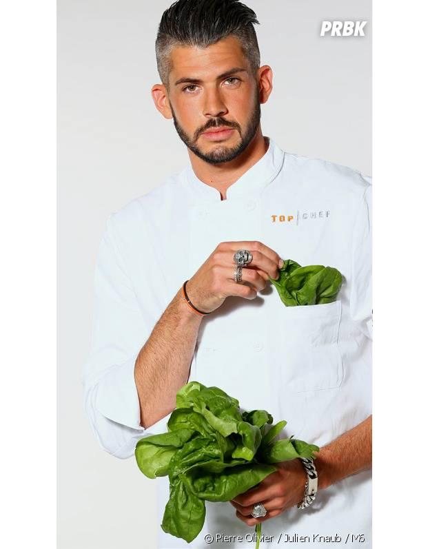 Jeremy Brun, le cuistot sexy de Top Chef 2014