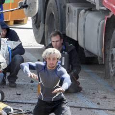 The Avengers 2 : Quicksilver et Scarlet Witch se dévoilent sur le tournage