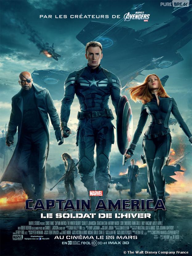 Captain America 2 : un film qui tient ses promesses