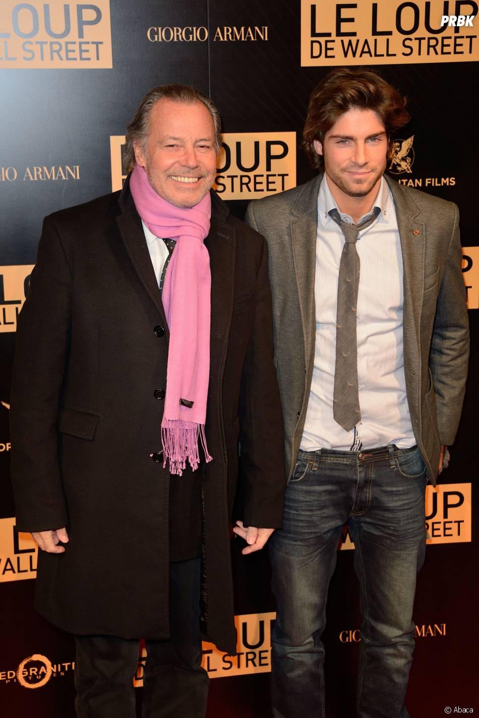 """Tom Leeb : le fils de Michel Leeb sera à l'affiche du film """"Avis de mistral"""""""