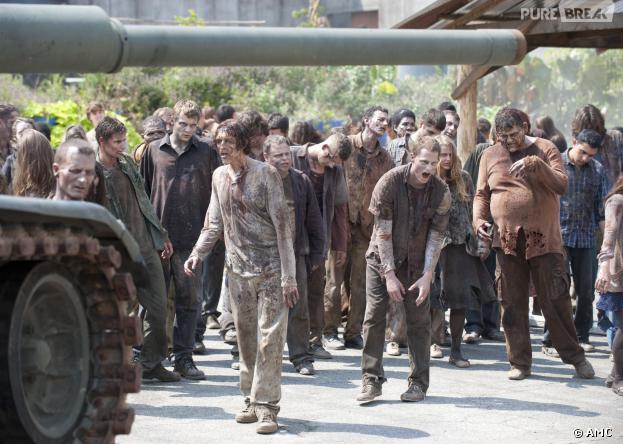The Walking Dead saison 5 : trois nouveaux acteurs réguliers