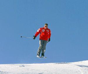 Michael Schumacher a été victime d'un grave traumatise crânien après une chute à ski