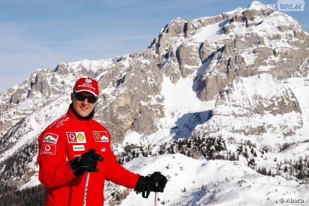 Michael Schumacher montrerait des signes de guérison