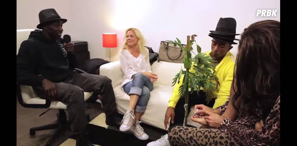 Enora Malagré : son interview avec Pharrell Williams moquée dans une parodie