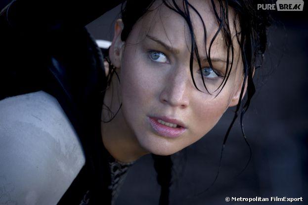 Jennifer Lawrence : comment elle a (encore) failli mourir sur le tournage d'Hunger Games