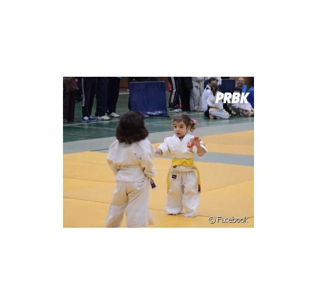 [VIDEO] Le combat de judo le plus mignon du monde de deux petites filles
