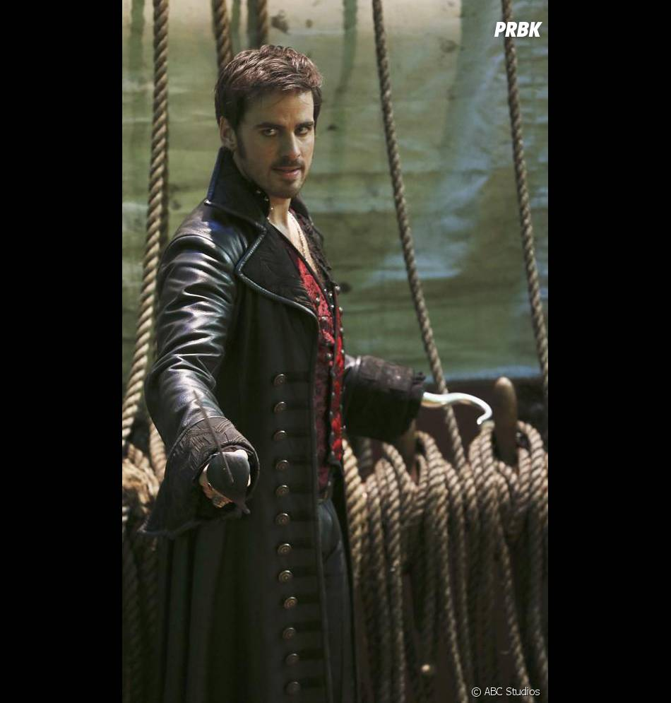 Once Upon a Time saison 3, épisode 17 : Hook au centre de l'épisode