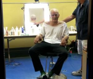 Bad Grandpa : le maquillage se dévoile