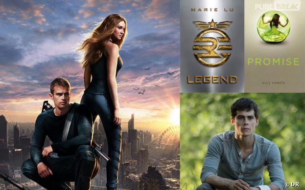 Divergente : les autres films du genre à venir