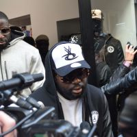 Maitre Gims : foule pour l'inauguration de sa boutique Vortex à Paris (PHOTOS)