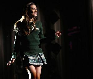 Glee saison 5, épisode 17 : Lea Michele dans la peau de Rachel