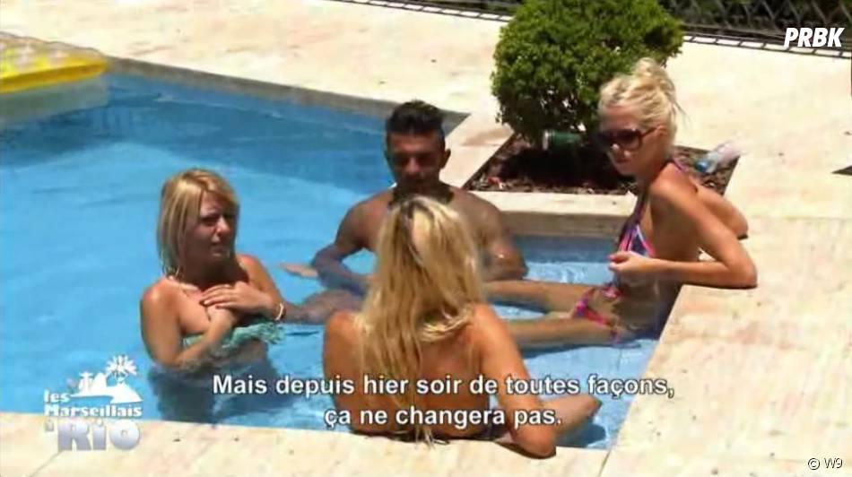 Les Marseillais à Rio : Julien veut que Charlotte et Paga se remettent ensemble