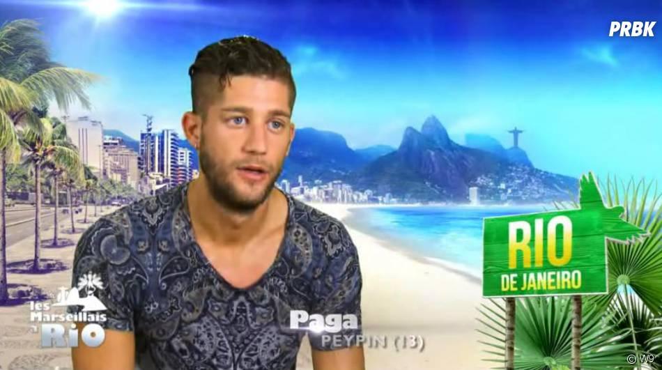 Les Marseillais à Rio : Paga ne sait pas quoi faire