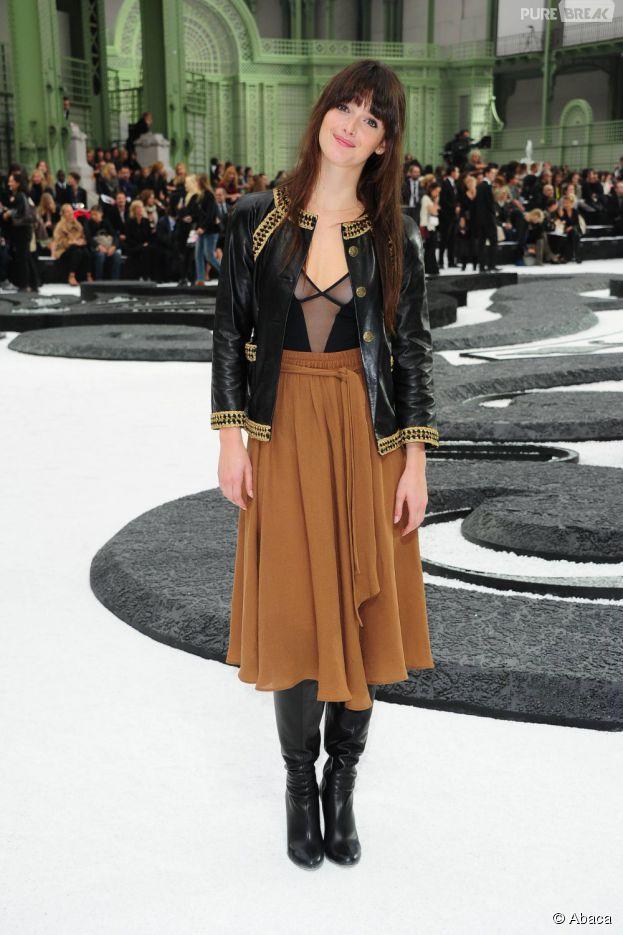 Charlotte Le Bon a obtenu un rôle dans le prochain film du réalisateur Robert Zemeckis