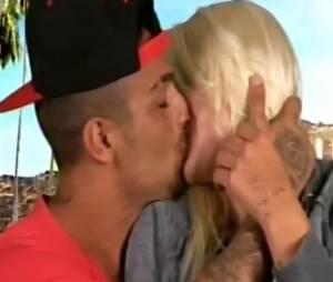 Les Ch'tis : Julien et Tressia se sont embrassés à Hollywood