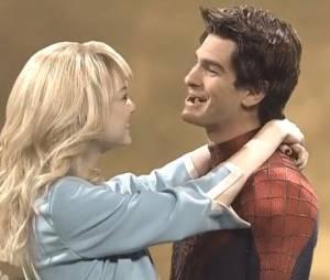 Emma Stone et Andrew Garfield : ne savent pas s'embrasser