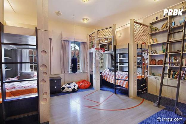 Basket room