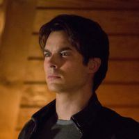 Ian Somerhalder contre le couple Delena dans Vampire Diaries