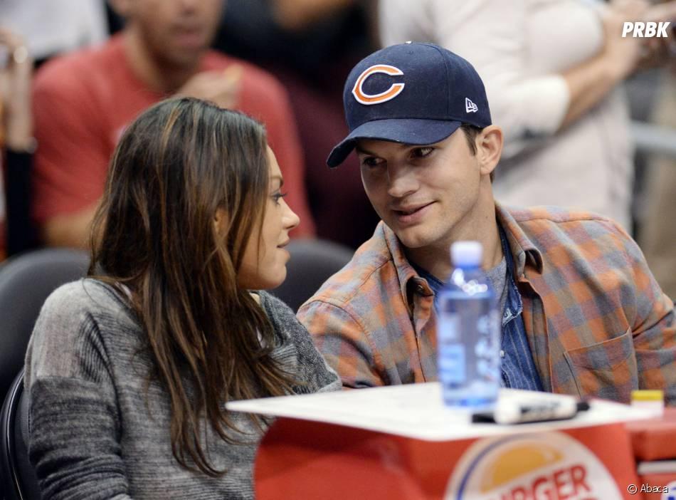 Mila Kunis et Ashton Kutcher : un bébé en 2014