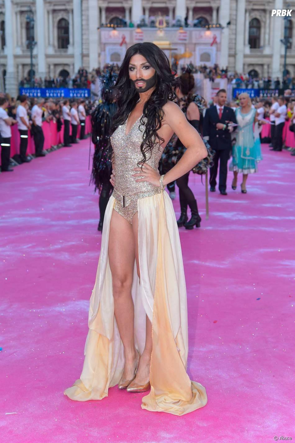 Conchita Wurst a fait le buzz à l'Eurovision 2014