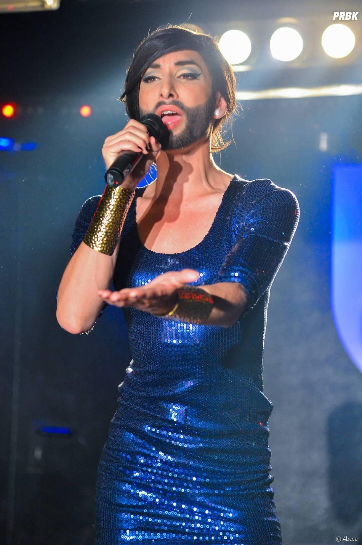 Conchita Wurst : une gagnante qui a fait polémique