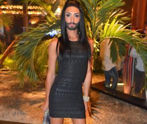 Conchita Wurst s'assume