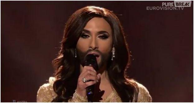 Conchita Wurst : le gagnant de l'Eurovision 2014 raconte son coming-out