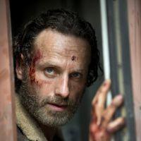The Walking Dead saison 5 : Rick prêt à s'évader sur une nouvelle photo