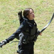 Hunger Games 3 : Jennifer Lawrence dans le feu de l'action à Noisy