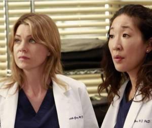 Grey's Anatomy saison 10 : adieux touchants pour Meredith et Cristina