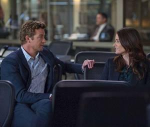 Mentalist saison 6 : Jane et Lisbon sont désormais en couple