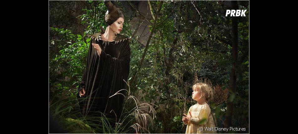 Maléfique : Angelina Jolie face à sa fille Vivienne