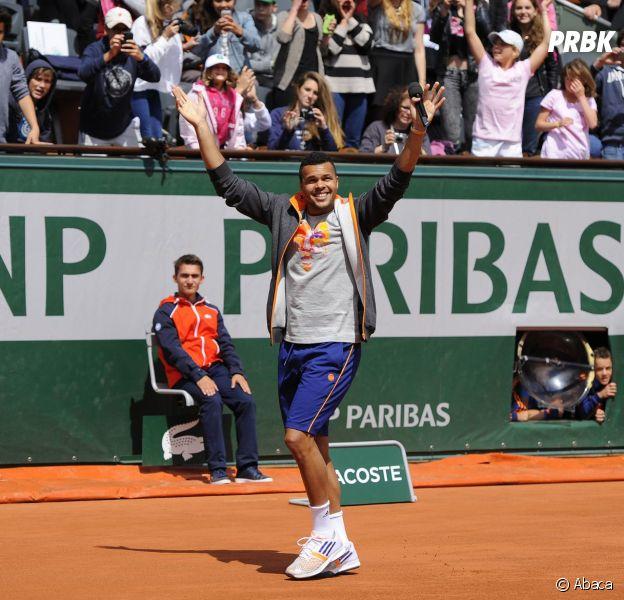 Roland Garros 2014 : Jo-Wilfried Tsonga attaque le Grand Chelem ce 24 mai