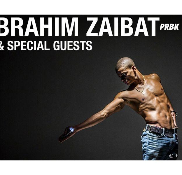 Brahim Zaibat en tournée dans toute la France.