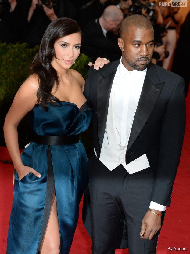 Kim Kardashian et Kanye West : premières images officielles de leur mariage