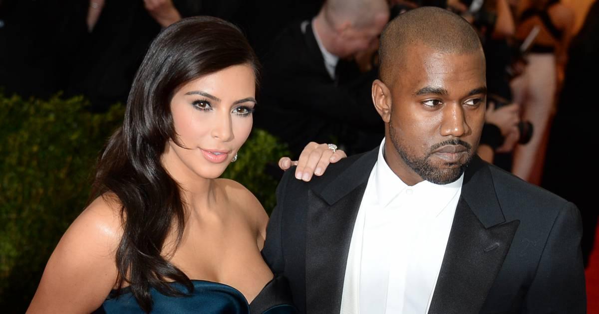 Kim Kardashian Et Kanye West Premieres Photos Officielles