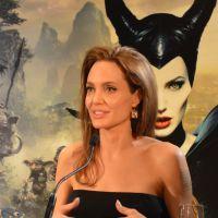 """Angelina Jolie : """"Dans Maléfique, j'ai fait peur à mes enfants"""""""