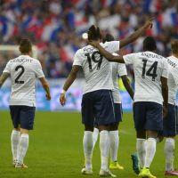 M. Pokora, Laury Thilleman... les stars fêtent la victoire des Bleus