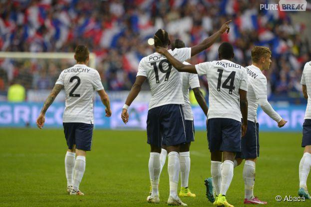 Equipe de France : victoire 4-0 contre la Norvège