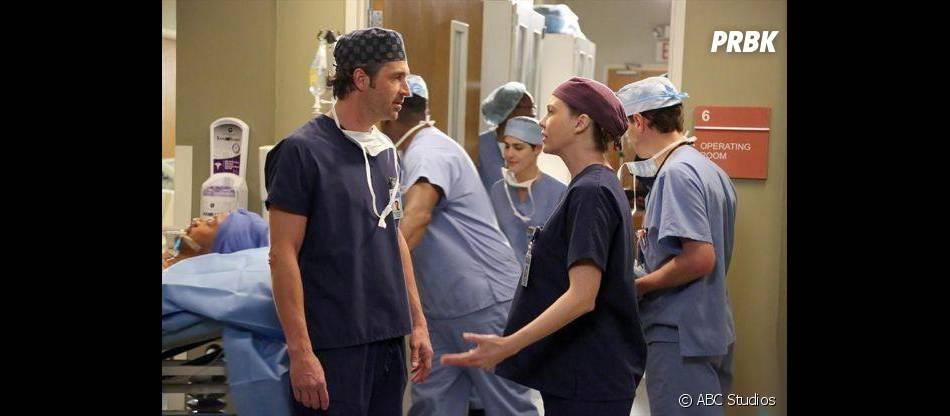 Grey's Anatomy saison 9 : un accouchement difficile pour Meredith dans le final
