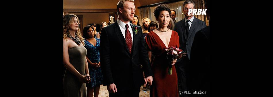 Grey's Anatomy saison 9 : rupture pour Cristina et Owendans le final
