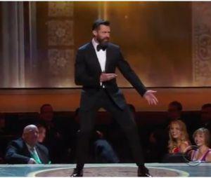 Hugh Jackman en mode rap sur la scène des Tony Awards 2014