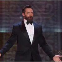 Hugh Jackman : rap avec LL Cool J et show sautillant aux Tony Awards 2014